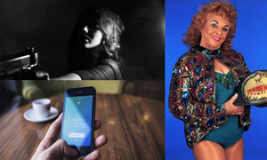 Guns, Social Media and The Fabulous Moolah