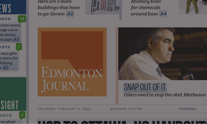The Edmonton Journal - Four Years After Black Tuesday