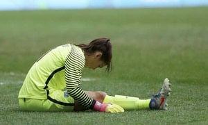Why Hope Solo Should Make Us Think