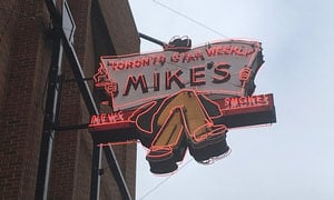 {Why Mike's News Was the Greatest Store Ever }
